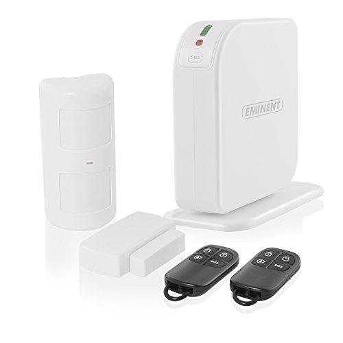 Eminent EM8605 Allarm Kit Eminent 8605 - Sistema di allarme Wireless GSM | 0