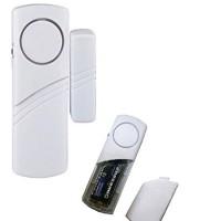 Genesi team® antifurto sensore porte finestre casa magnetico allarme acustico contatto sirena | 0